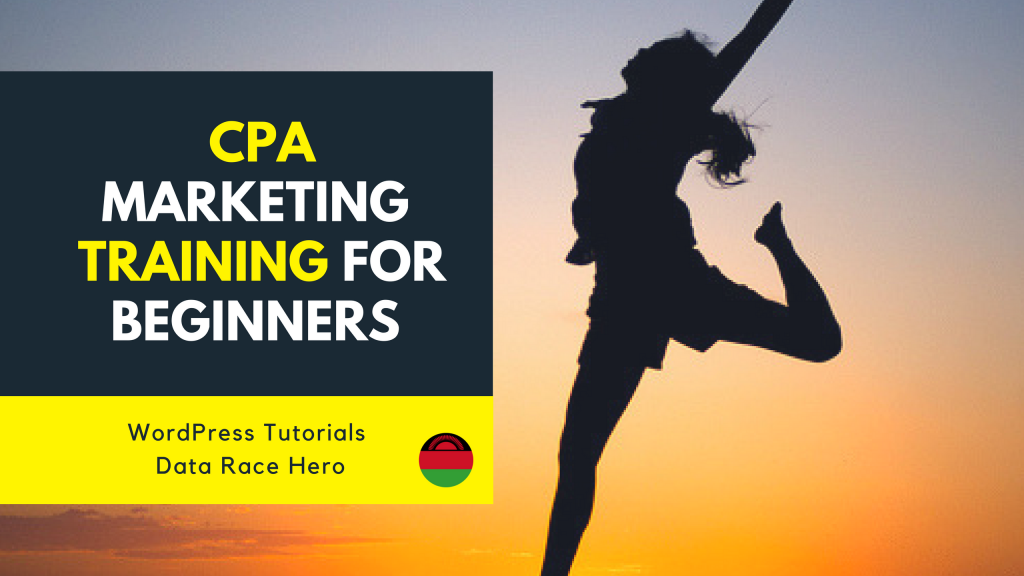 cpa marketing training for beginners