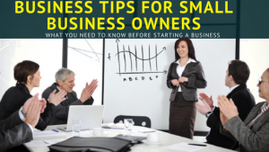 Business Tip Number One For Small Business Is Discipline
